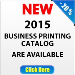 New 2014 Business Printing Catalog